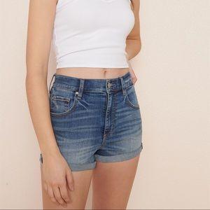 🛍JEAN shorts: Garage size 7